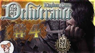 Kingdom Come: Deliverance - 4 - Возвращение в Скалицу. В Поисках Лопаты. Похоронили Родителей.