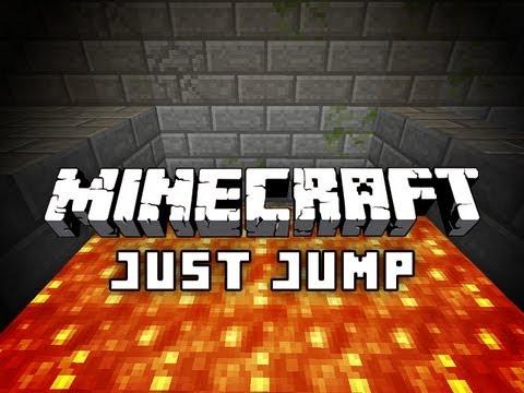 Minecraft: Just Jump Parkour Adventure Map Part 14