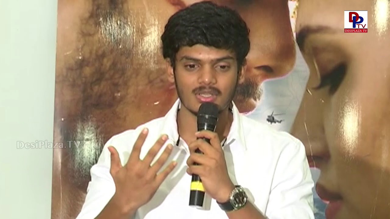 """I should work very hard to reach them"" - Akash Puri in special Pressmeet - Mehabooba 
