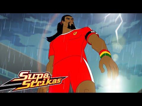 Supa Strikas - Season 1 - Episode 1 - Dancing Rasta On Ice