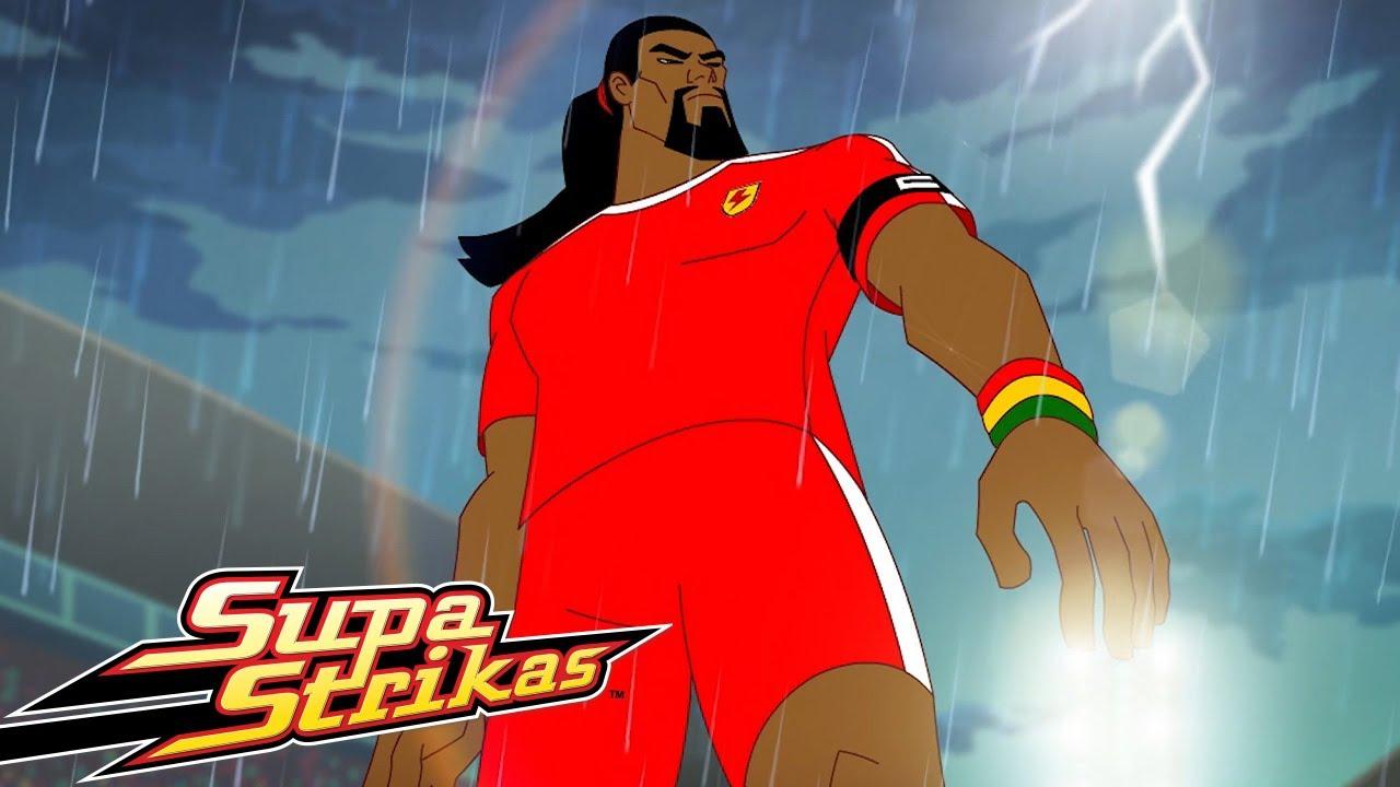 Download Supa Strikas - Season 1 - Episode 1 - Dancing Rasta On Ice | Kids Cartoon