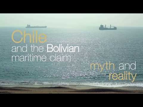 Chile and the Bolivian maritime claim myth and reality