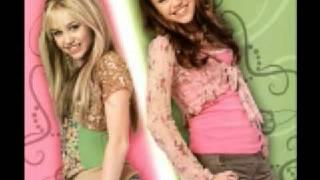 Hannah Montana - Super Girl [Chipmunk Version]