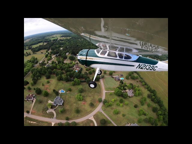My best landing at Peach State