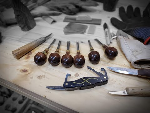 How To Get Started In Woodcarving - Tools