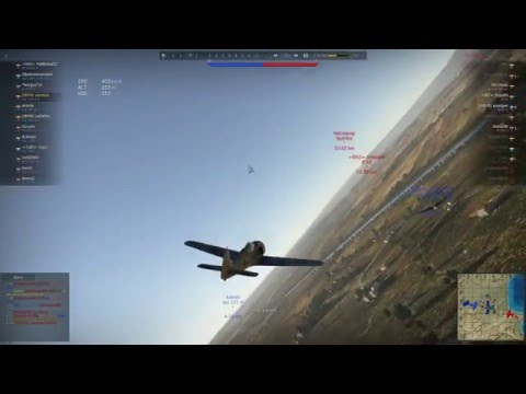 How to die from a Firefly. War Thunder Gameplay Realistic Fw190 A-4