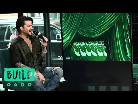 "Adam Lambert Talks About HIs EP, ""VELVET: Side A"" Mp3"