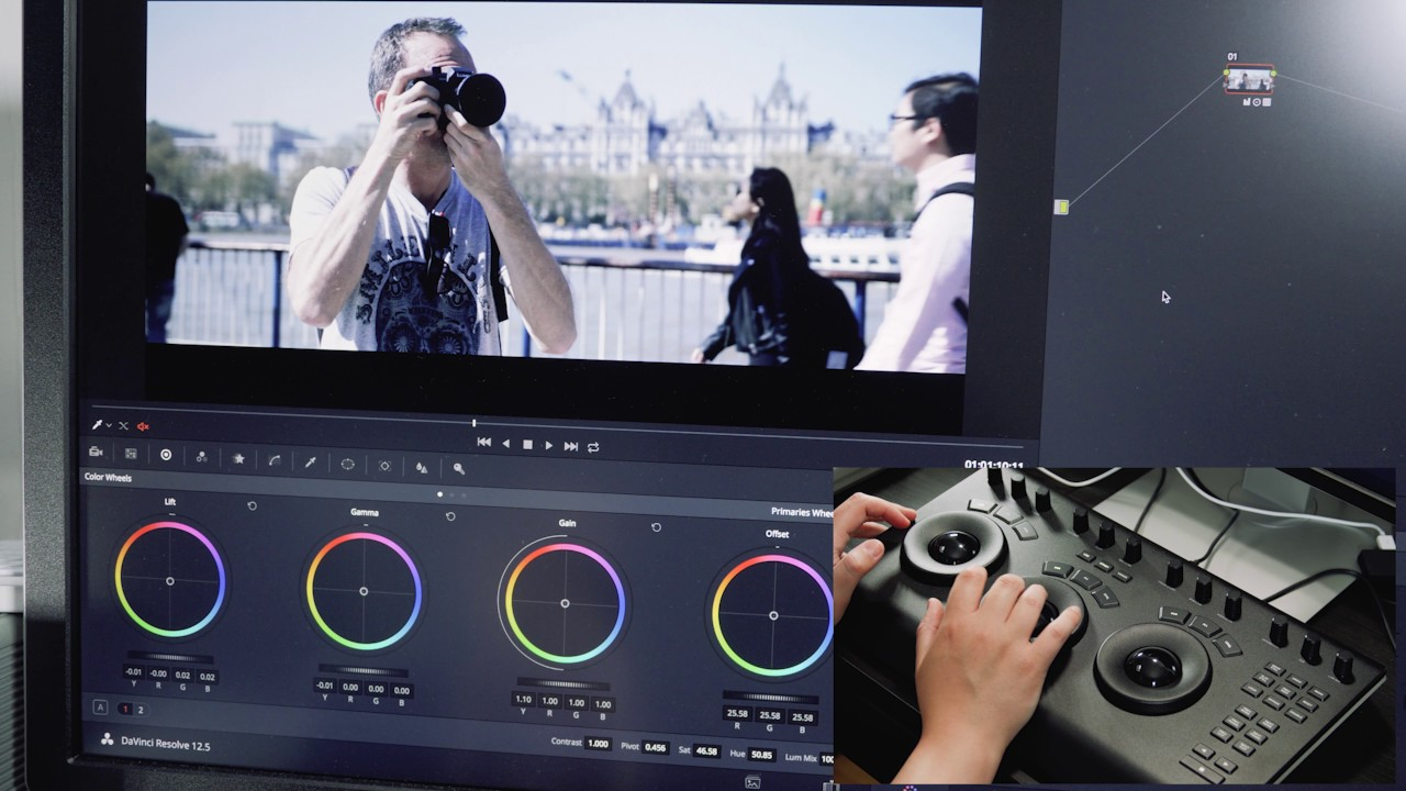 Blackmagic DaVinci Resolve Micro Panel Hands-on Review | 4K