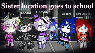 Download Mp3 Sister Location goes to school FNAF