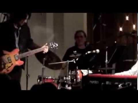 The CKS Band at Houlton UU -9/15/13