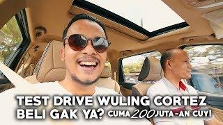 TEST DRIVE WULING CORTEZ | #MasArindJurnal Episode 93