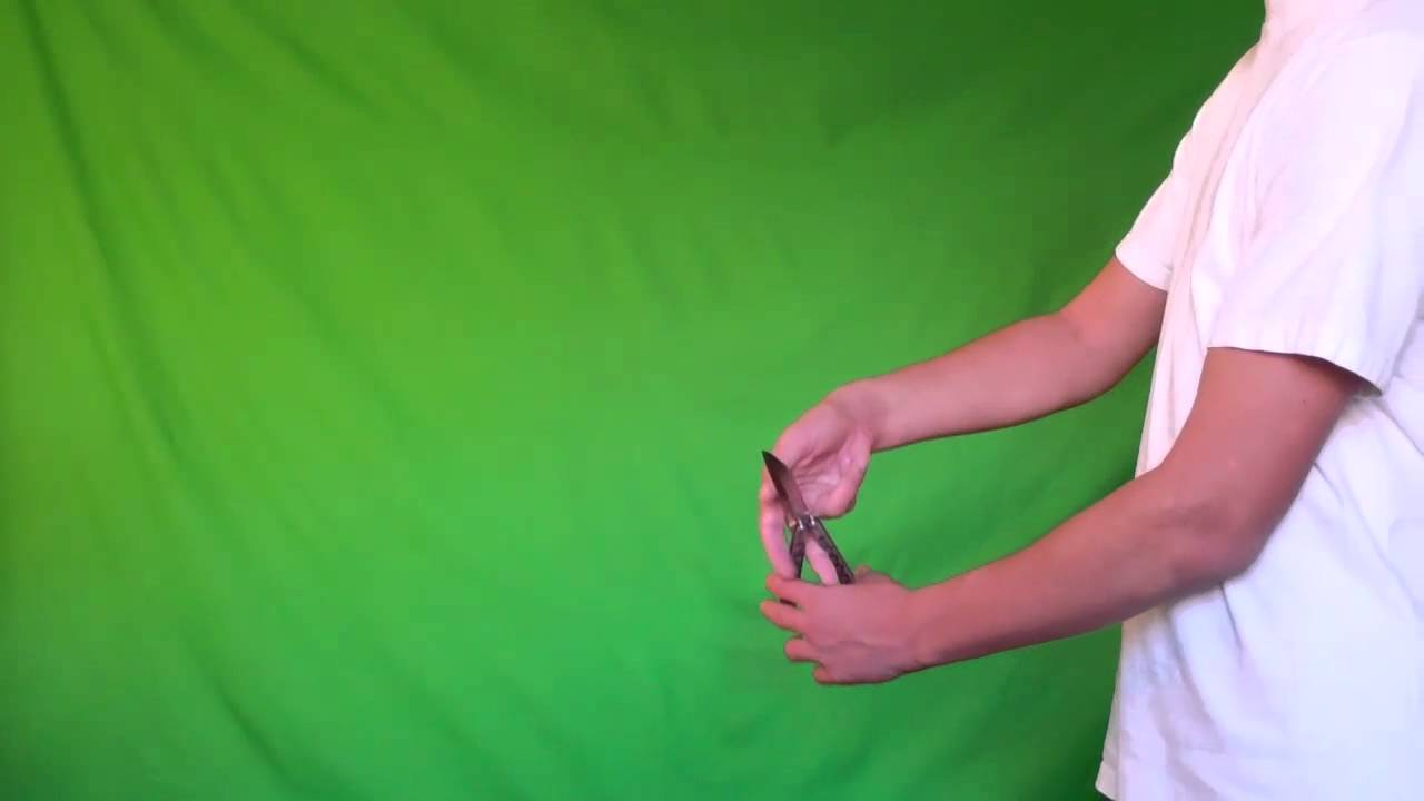 Hellbent Balisong Trick Tutorial Toy Skills