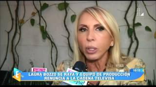 Laura Bozzo: ¿su equipo de producción renunció por maltra...