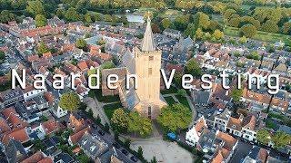 Naarden Vesting (Noord-Holland, Nederland) | Drone Video 4K