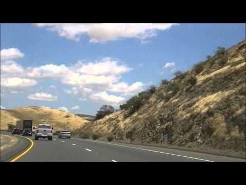 CA SR 152 East Pacheco Pass