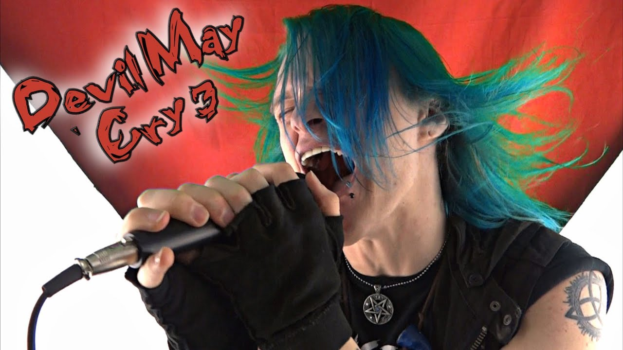 Download Devil May Cry 3 - Taste The Blood INDUSTRIAL METAL Cover by MARYJANEDANIEL