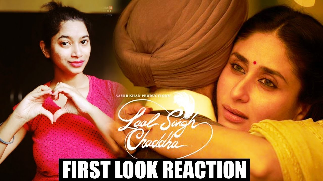Laal Singh Chaddha मूवी से First Look को लेकर प्रतिक्रिया ...