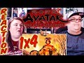 """Avatar: The Last Airbender 1x4 REACTION!! """"The Warriors of Kyoshi"""""""