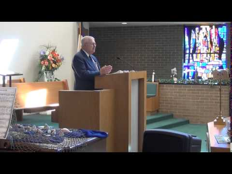 """Pastor William Kerr: """"Touch Not The Unclean Thing"""" Isaiah 30:8-11"""