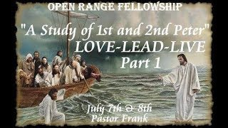 New Series: LOVE, LEAD, LIVE