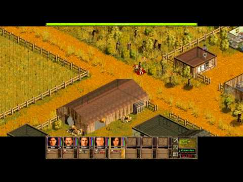 Jagged Alliance 2 1.13. Advanced NCTH+Suppression Part II