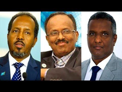 Xisbiyada Mucaaradka ah ee Somalia oo Garab Istaagay Dowladda Somalia