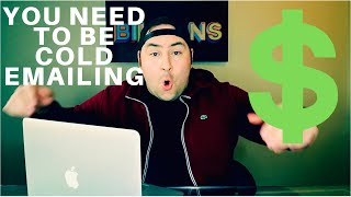 My $100,000 Cold Email Marketing Strategy (The Psychology Explained)