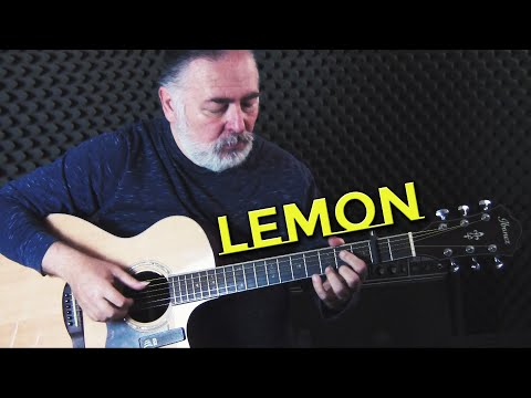 Lemon –  Kenshi Yonezu (米津玄師) – fingerstyle  guitar cover