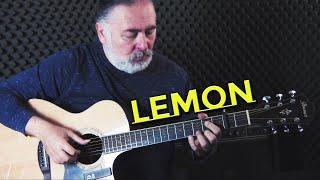 Lemon (Unnatural) - Kenshi Yonezu (米津玄師) - Fingerstyle  Guitar Cover