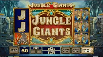 Big Win from Free Spins on Jungle Giants Slots | the Daily Pick