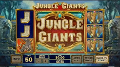 Free Spins Feature on Jungle Giants Slots | the Daily Pick