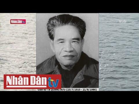 Giáo sư Tạ Quang Bửu - Nhà khoa học tài năng của đất nước
