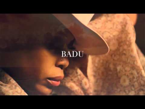 badu  +  phone down