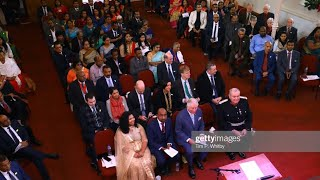 HRH Prince of Wales visited ECF Manorpark Tamil church london