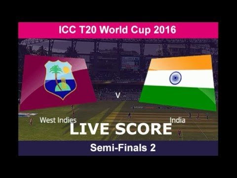 India Vs West Indies 2016 live streaming  LIVE CRICKET  GTV ICC T20 WORLD CUP