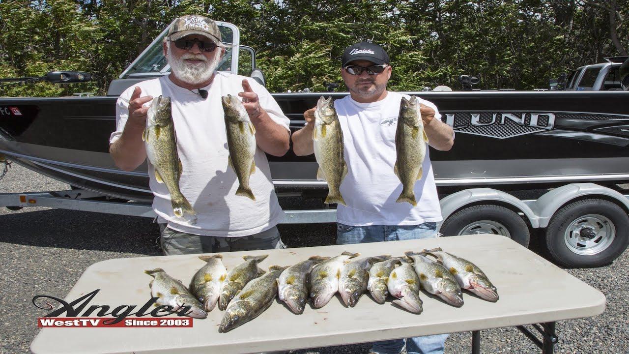 Columbia river post spawn walleye fishing youtube for Walleye fishing columbia river