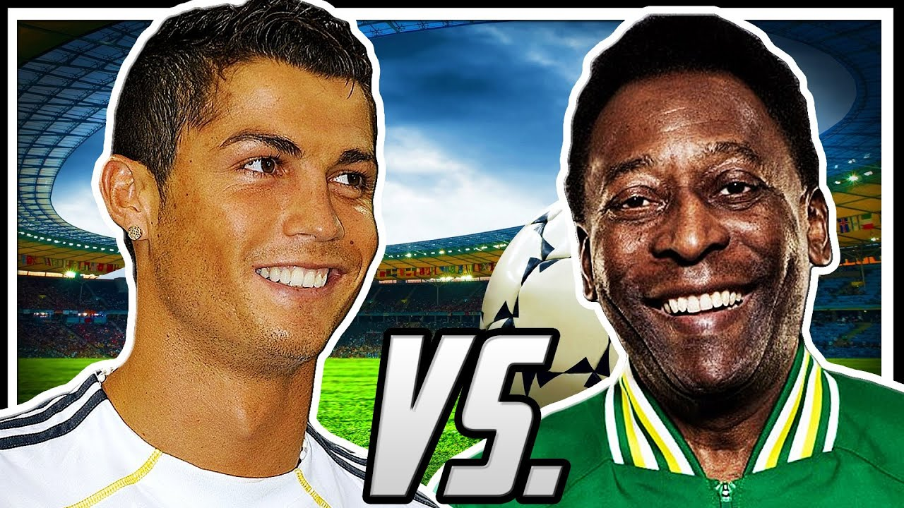 Cristiano Ronaldo vs Pele