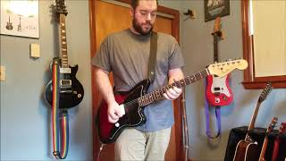 New Found Glory - Tangled Up (Guitar Cover)