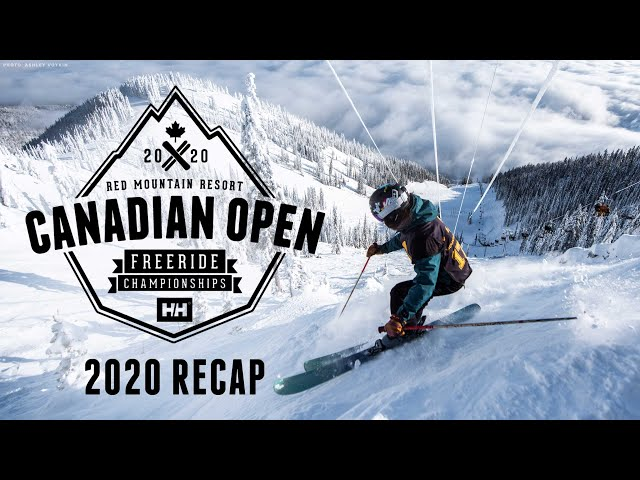 2020 Canadian Open Freeride Championships - Junior