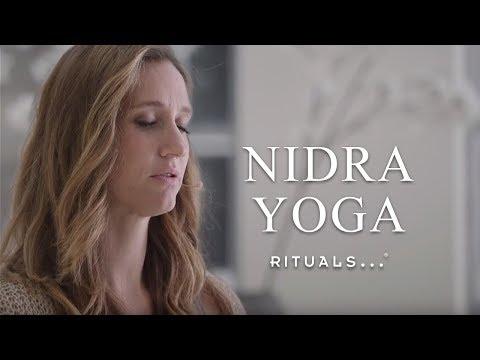 Conscious Relaxing –Yoga Nidra– Yoga with Rituals