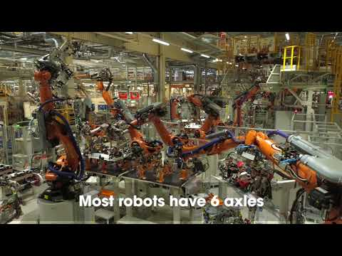 Dancing Robots Assemble Cars In Just 68 Seconds To Classical Music