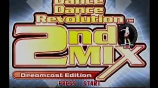 DC動画[Dance Dance Revolution 2ndMIX Dreamcast Edition]