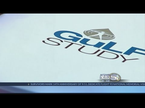 Gulf Study Looking At Long Term Spill Health Problems