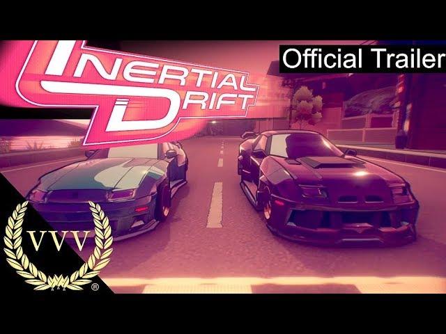 Inertial Drift - Announcement trailer
