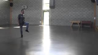 Cheerio - Line Dance - kick N scuff 26