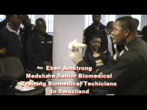 Swaziland Minster of Health Speaks Out