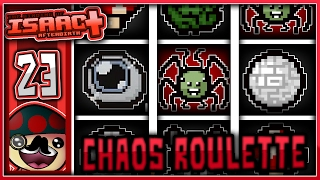 Das Chaos-Roulette! - The Binding Of Isaac: Afterbirth+ | Part 23