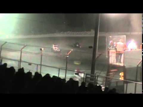 USAC Dirt Midgets - Bear Ridge Speedway - 5-2-15