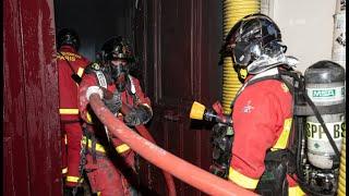 Incendie à Paris, dans le XIe arr. : « On a été réveillé par la fumée »