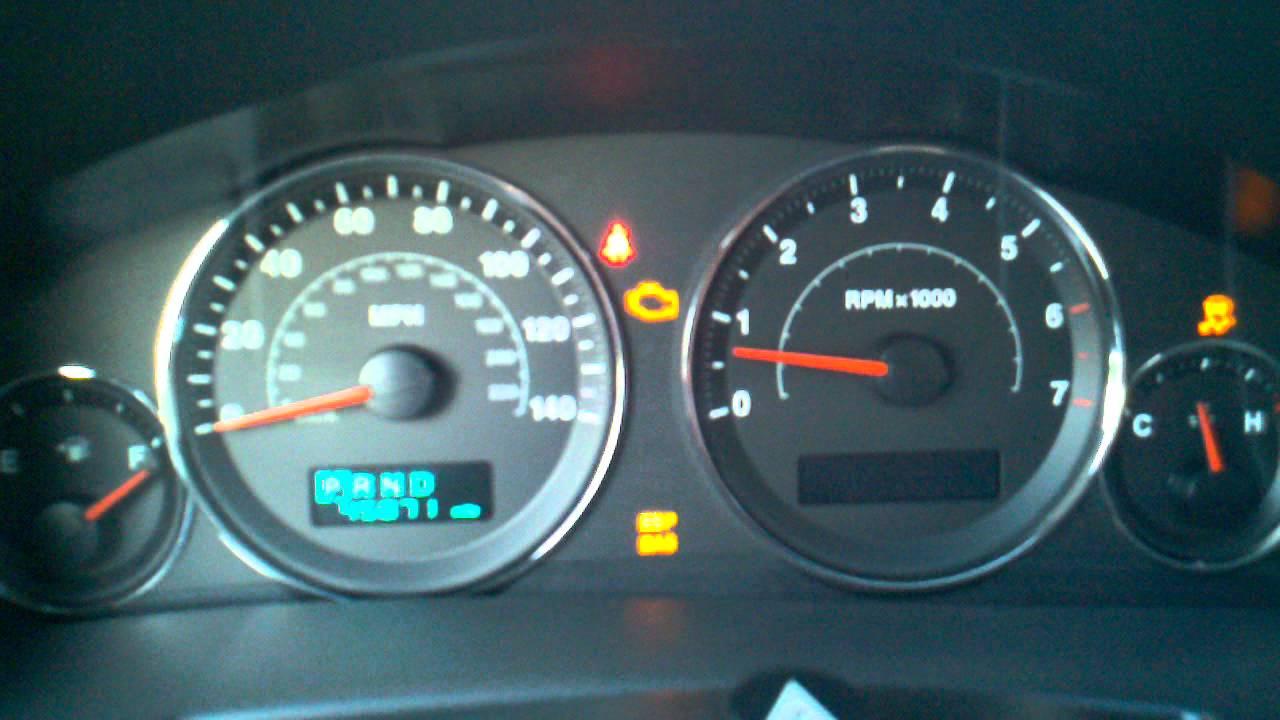 1997 Jeep Wrangler Check Engine Light Blinking